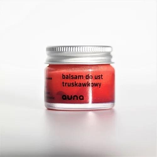 balsam do ust truskawkowy dobreko auna