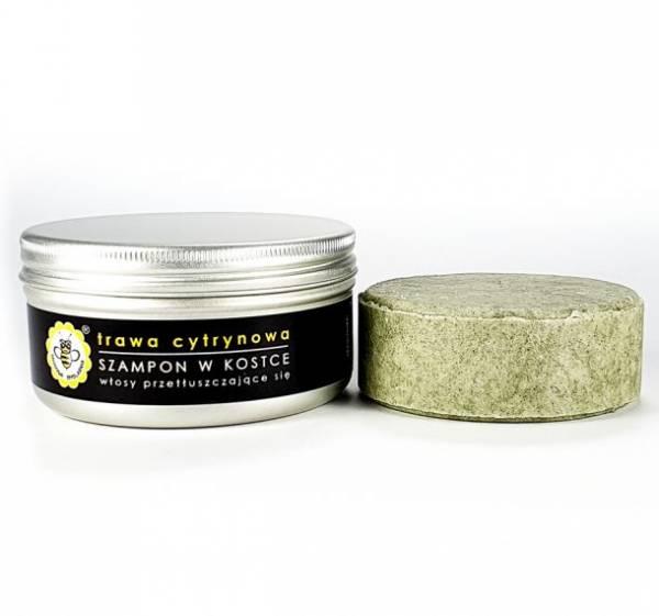 szampon-w-kostce-trawa-cytrynowa miodowa mydlarnia dobreko