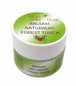 balsam rozgrzewający maść forest touch majru dobreko