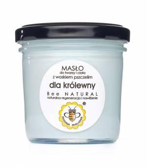 masło do twarzy i ciała dla królewny miodowa mydlaria dobreko